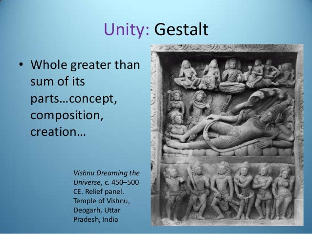 Unity And Balance In Art : Art appreciation principles of unity variety