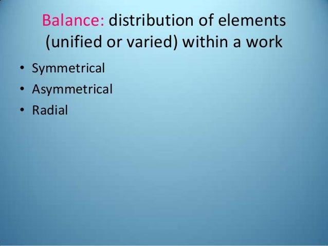 art appreciation principles u0026 elements  unity  variety  balance   u0026 pro u2026