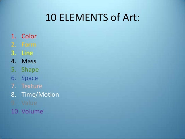 5 Principles Of Art : Art appreciation principles elements of focal point