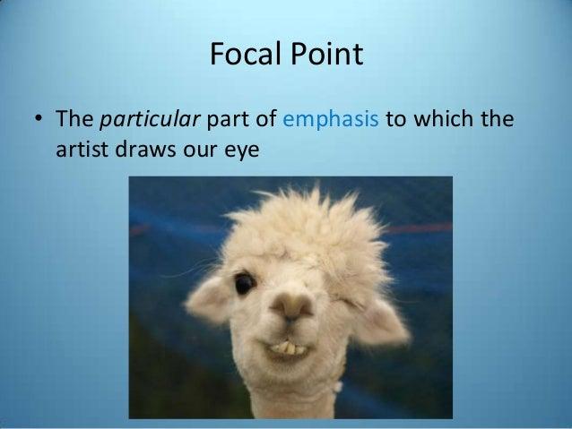 8 Art Elements : Art appreciation principles elements of focal point contrast u