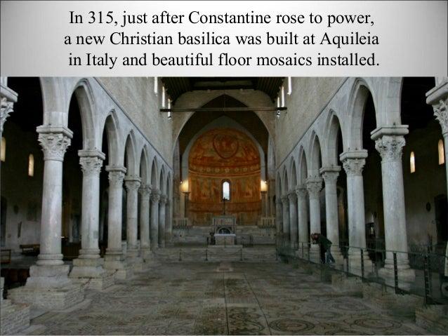Women in the Aquileia Basilica Mosaics Slide 2