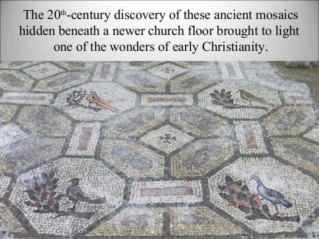 Women in the Aquileia Basilica Mosaics Slide 3