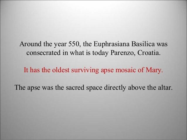 Feminine Euphrasiana Basilica Slide 2