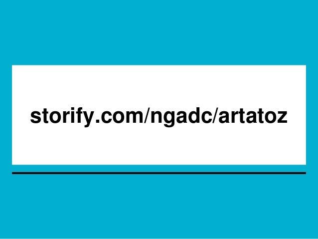 #ArtAtoZ: Serial Social Media at the National Gallery of Art Slide 2
