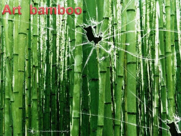 Art  bamboo<br />