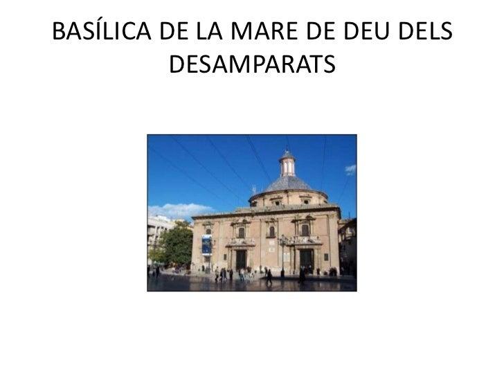 Arquitectura del Barroco Valenciano Slide 2