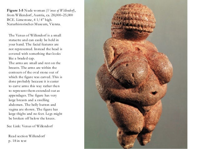 the venus of willendorf formal analysis Perishables analysis born in 1960, he was educated at the uni- the venus of willendorf, then, within her culture and period, rather than within ours, was clearly.