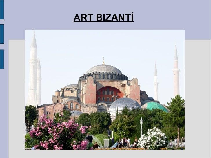 ART BIZANTÍ