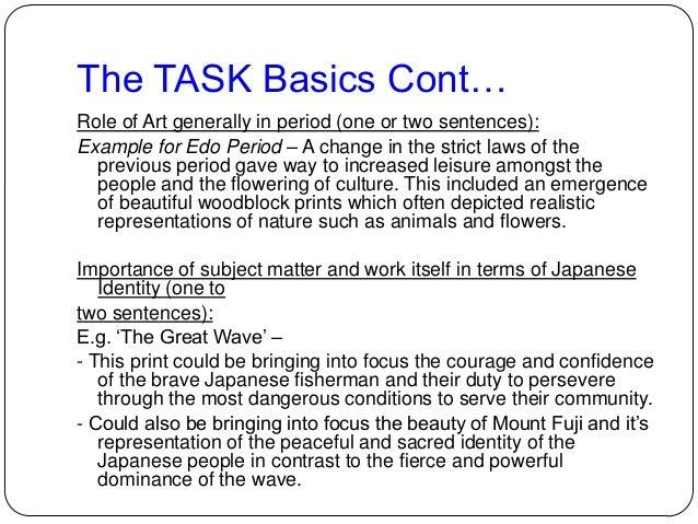 Assignment 8 Explanation Essay