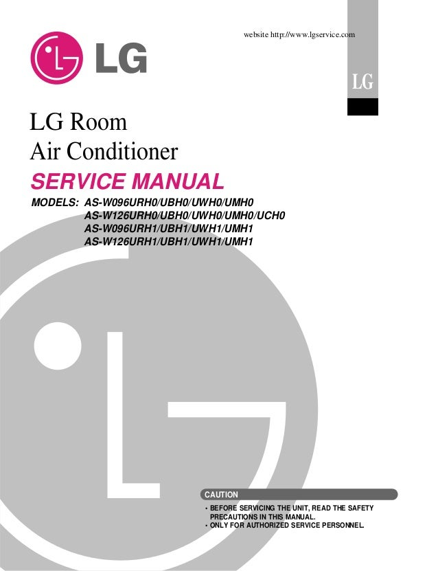 manual lg jet cool