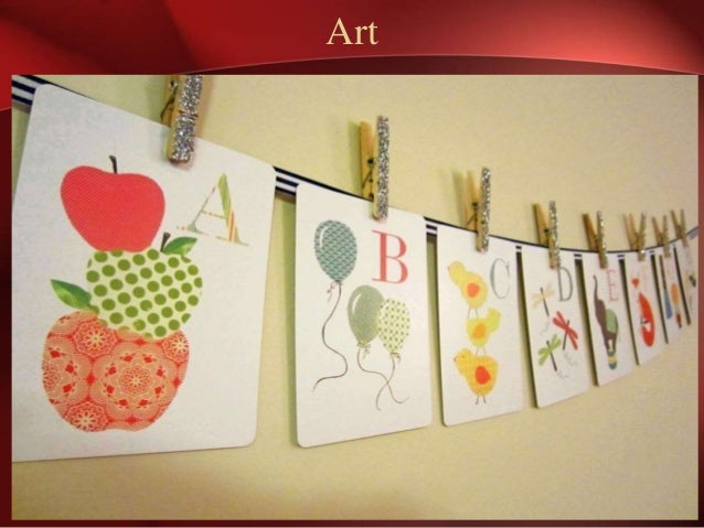 art craft amp calligraphy elementry grade