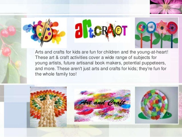 Art Craft Class By Mrs Sowmya Satish
