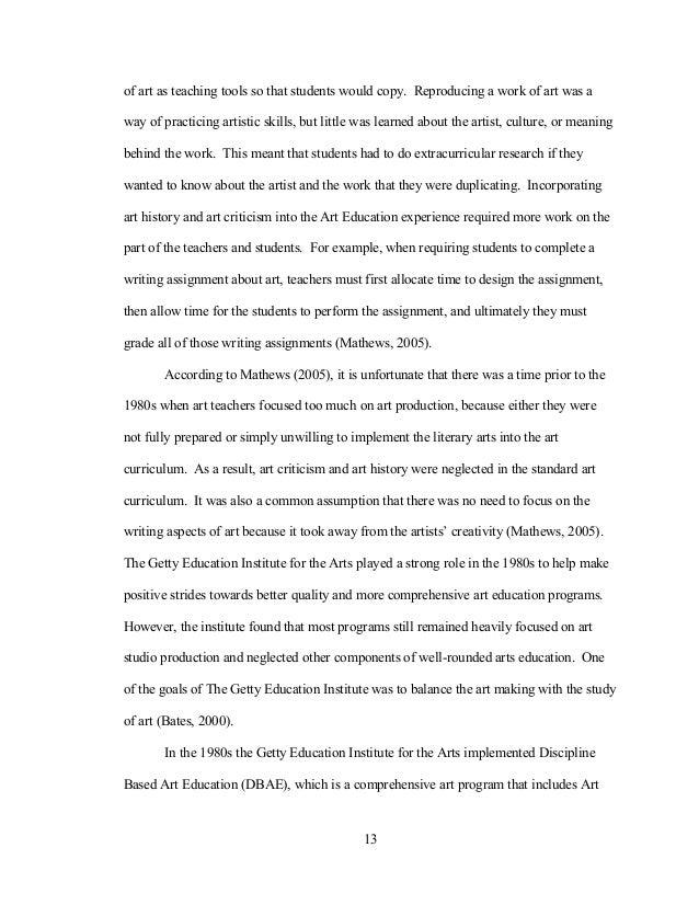 presentation of essay opinion