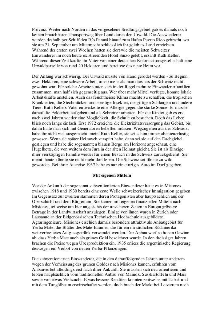 Artículo de neue zuercher zeitung Slide 3