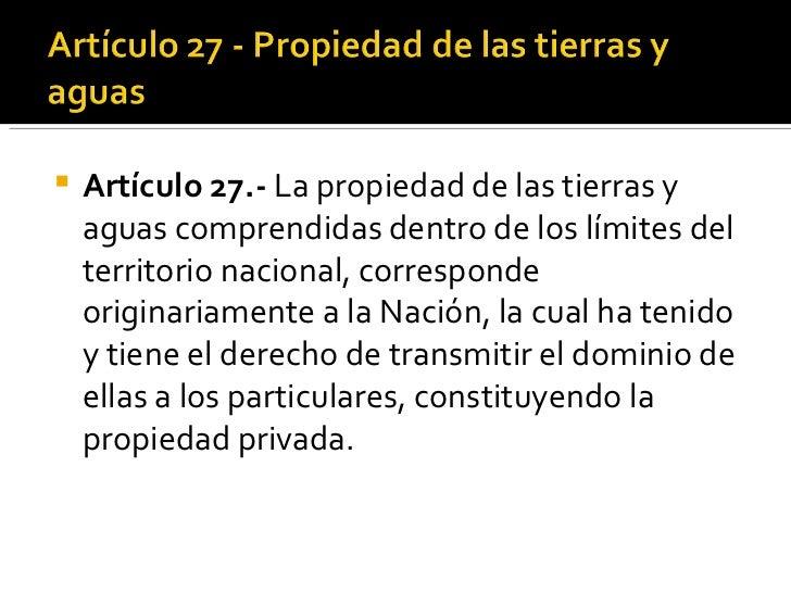 Articulo 27 dela constitucion mexicana yahoo dating 5