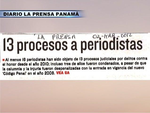 DIARIO LA PRENSA PANAMÁ