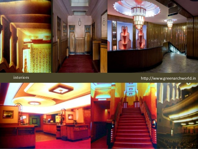 Interiors Greenarchworldin 46 Bombay Art Deco