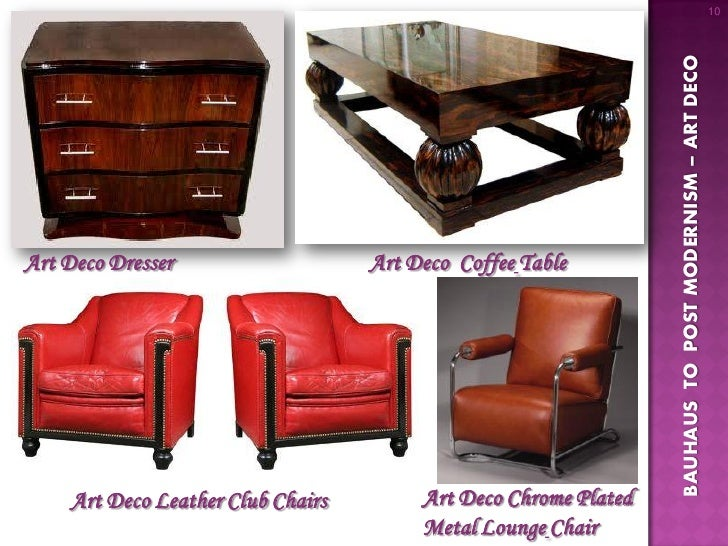 pictures of art deco furniture with 10 art deco style