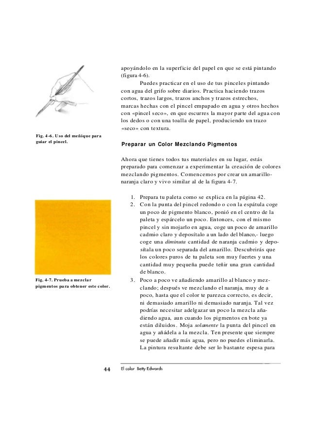 Descargar pdf Arte.betty edwards-el-color-pintura-arte-digitalizado