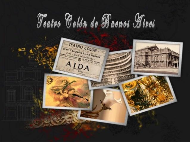 Afiche reapertura del Teatro  Colón, 25 de mayo de 2010.