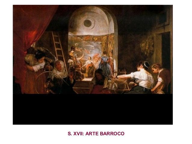 S. XVII: ARTE BARROCO