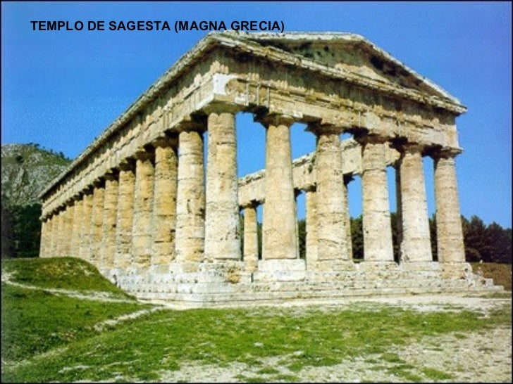 Arte cl sico arquitectura en grecia for Arquitectura griega templos
