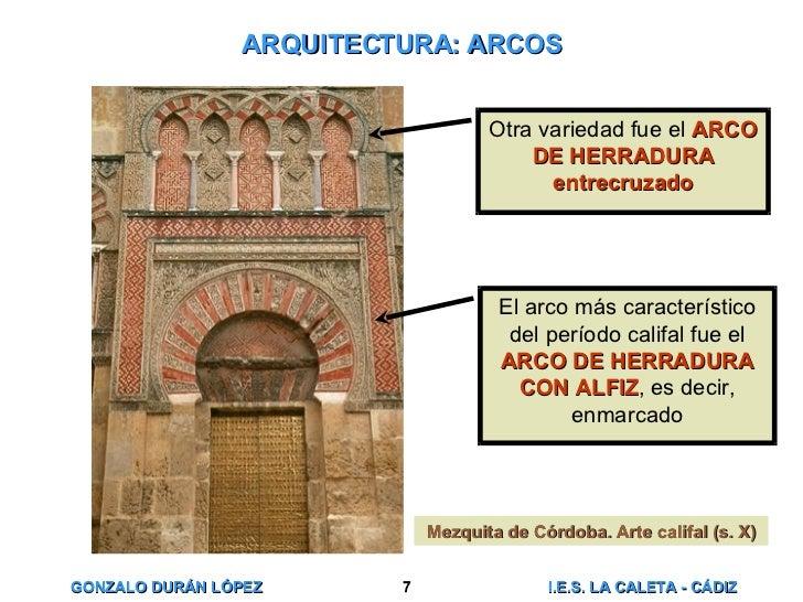 Arte de al andalus for Arte arquitectura definicion