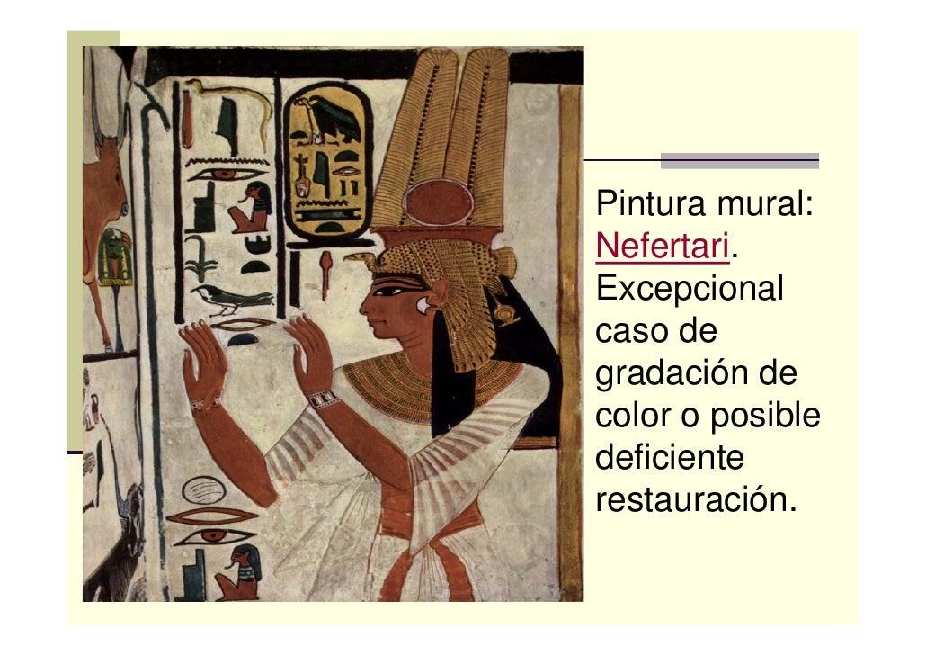 Arte egipcio 5 a for Mural egipcio