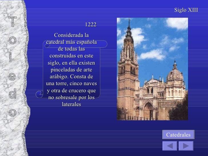 Considerada la catedral más española de todas las construidas en este siglo, en ella existen pinceladas de arte arábigo. C...