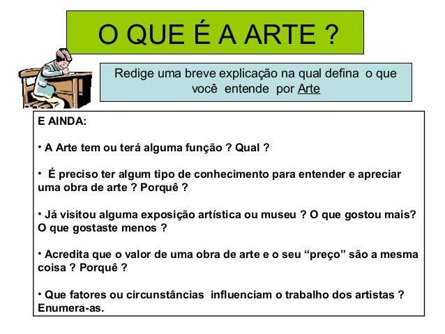 O que e arte expressionista