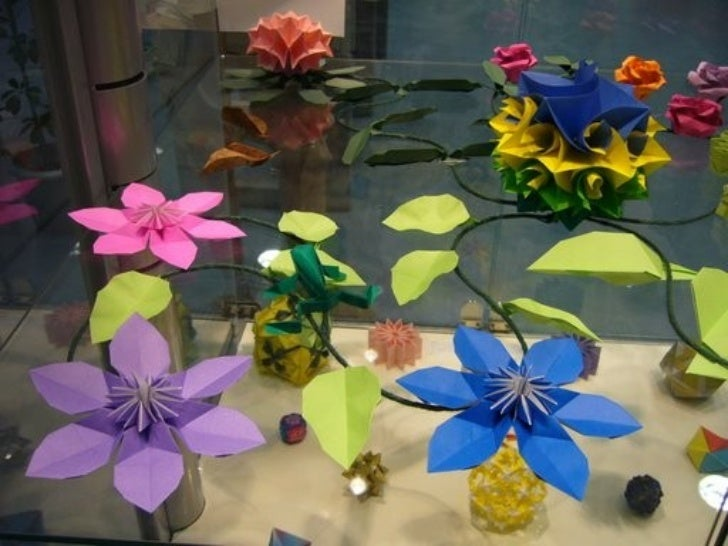 Arte Origami Slide 13