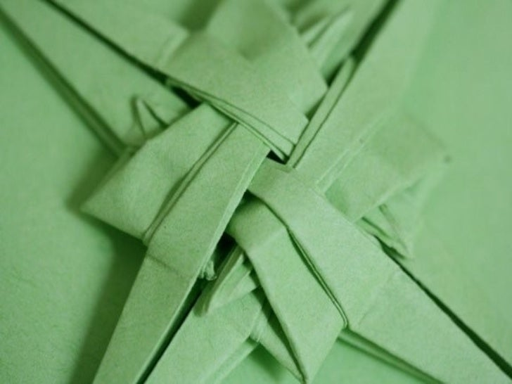 Arte Origami Slide 14