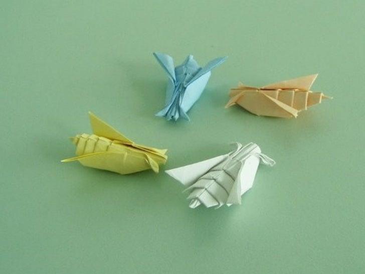 Arte Origami Slide 19