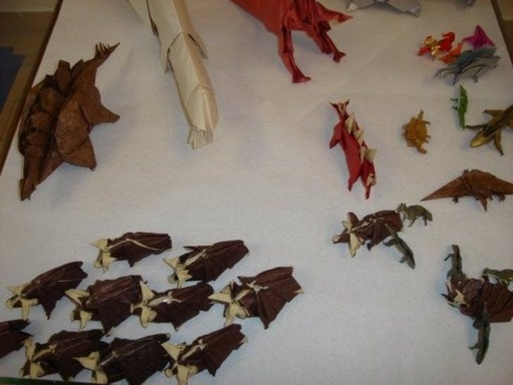 Arte Origami Slide 21
