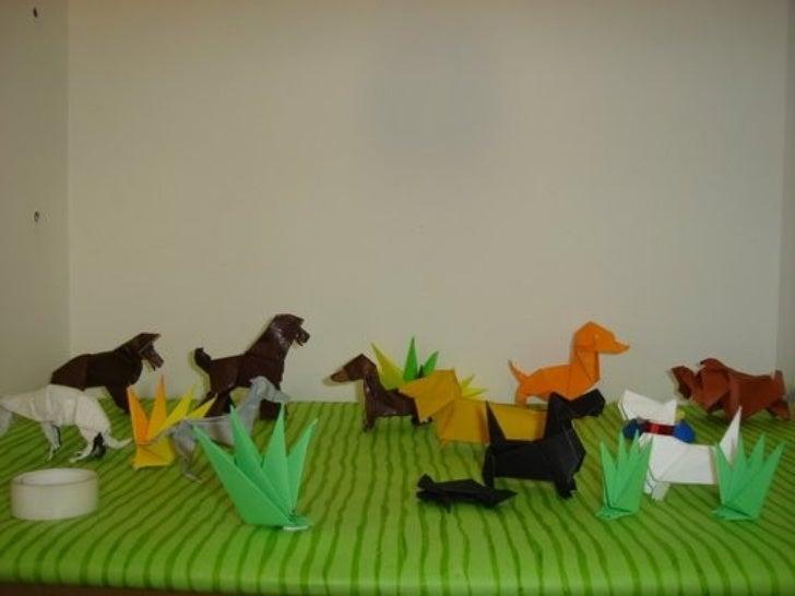 Arte Origami Slide 22