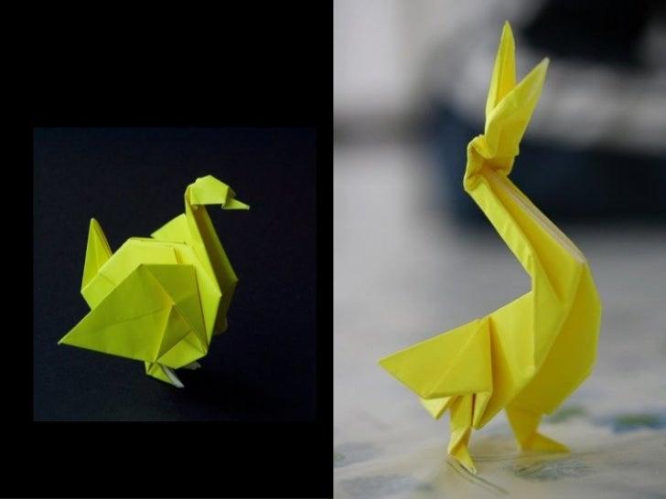 Arte Origami Slide 24