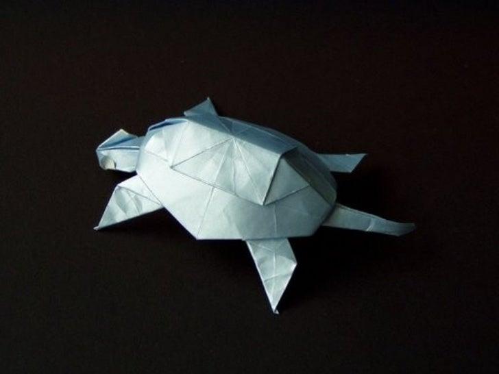 Arte Origami Slide 28