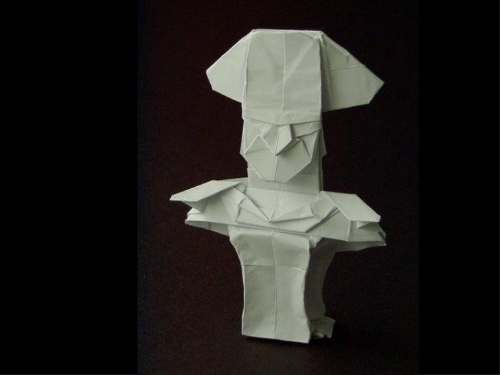 Arte Origami Slide 29