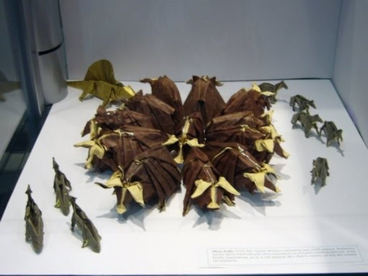 Arte Origami Slide 30