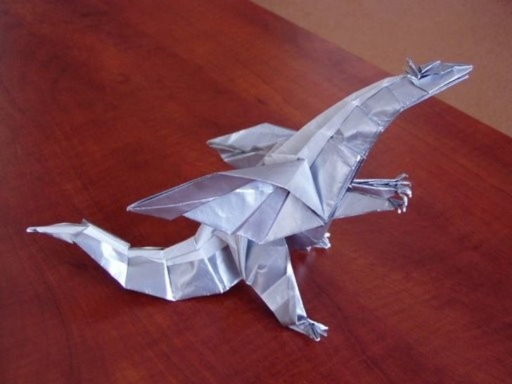 Arte Origami Slide 33