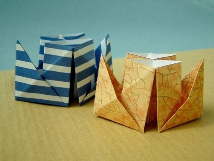 Arte Origami Slide 35