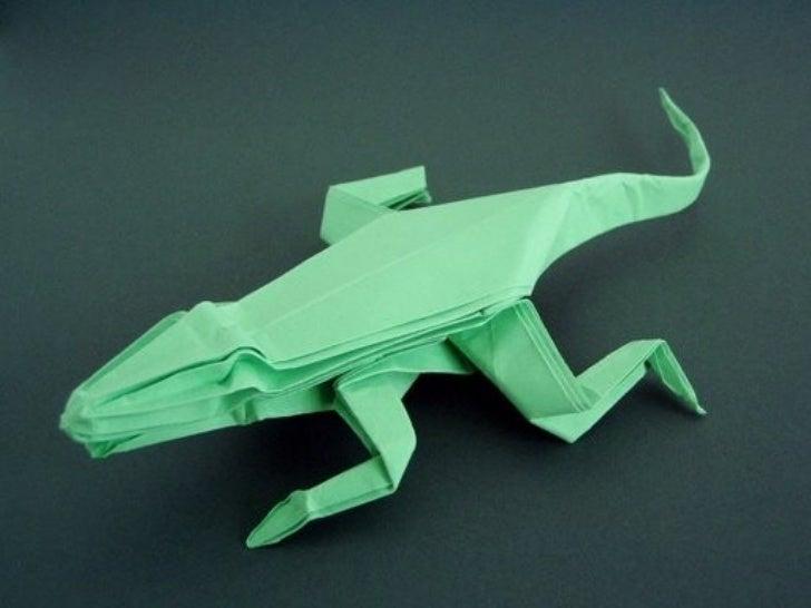 Arte Origami Slide 37