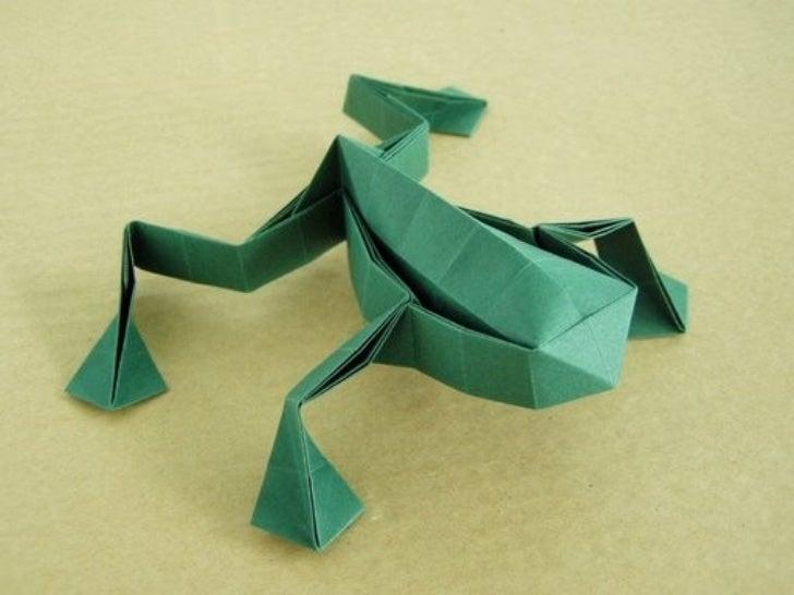 Arte Origami Slide 38