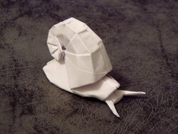Arte Origami Slide 39