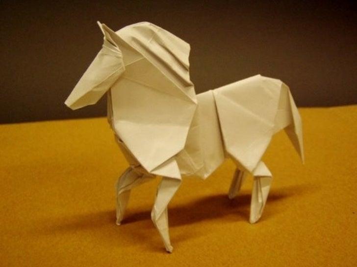 Arte Origami Slide 40