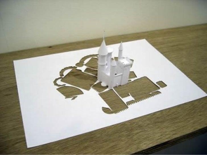 Arte Origami Slide 6