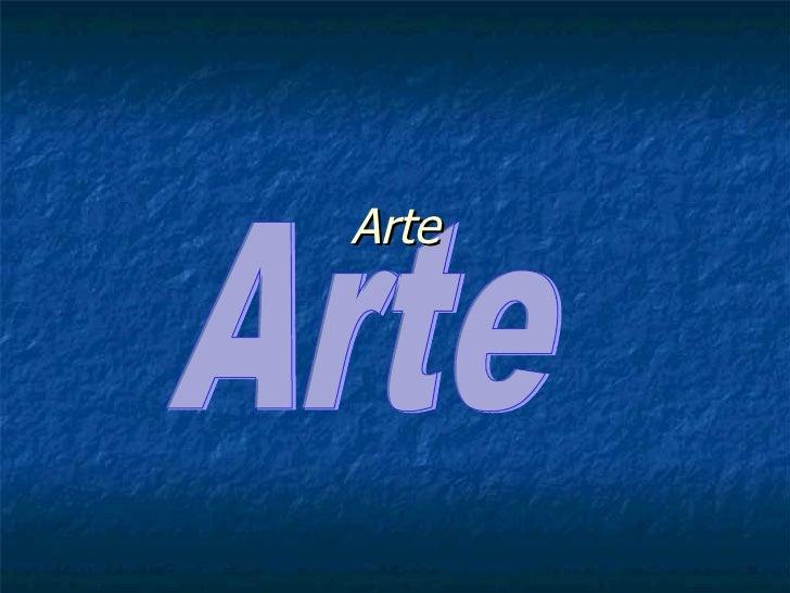 Arte Arte
