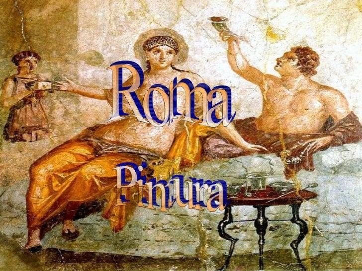 Roma Pintura