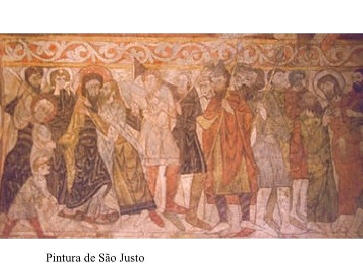 Pintura de São Justo