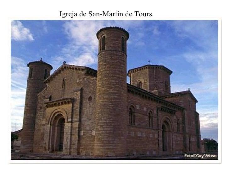 Igreja de San-Martin de Tours